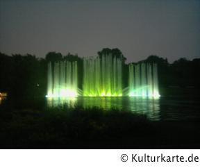 Wasserlichtorgel In Hamburg Auf Kulturkartede Kultur Stadtplan