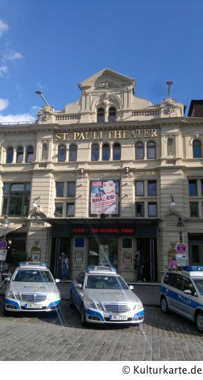 st pauli theater in hamburg auf kultur stadtplan von hamburg adresse. Black Bedroom Furniture Sets. Home Design Ideas